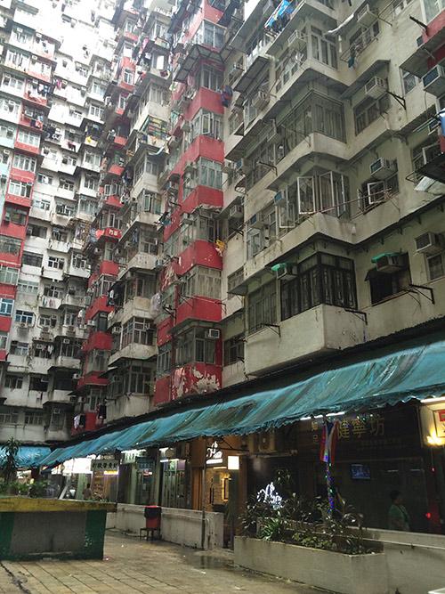 益昌大厦のアパート